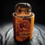 KIT CANECA + FUNKO HARRY POTTER
