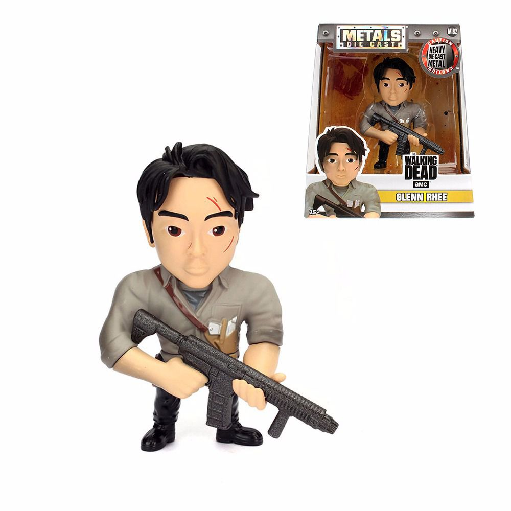 METAL DIECAST THE WALKING DEAD - GLENN RHEE M182
