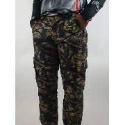 Calça Masculina Militar Camuflada Multicam 6 Bolsos Fox Boy