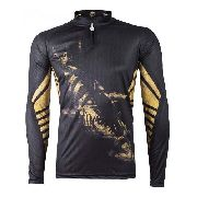 Camiseta Sublimada King Proteçao Uv 30 Blusa Viking Original