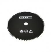 Faca Circular Nakashi Para Roçadeira