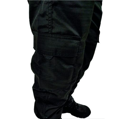 2 Calça Cargo Tática Masculina Militar Poly Rip Stop Fox Boy