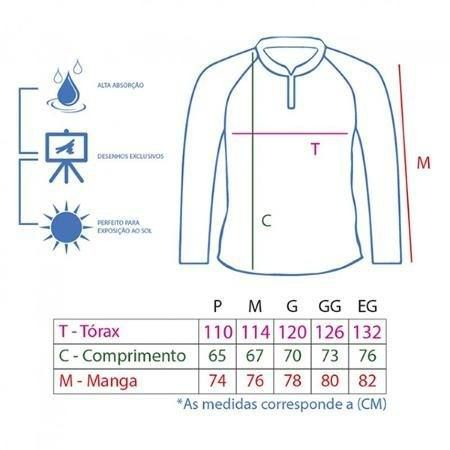Kit 03 Camisetas Sublimada De Pesca Protecao Solar Viking