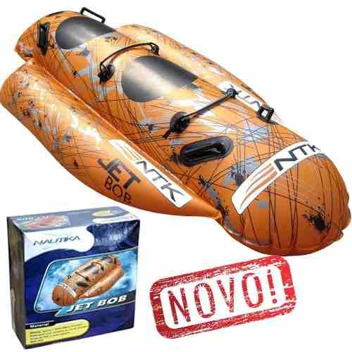 Boia Jet Ski Aquatica Inflavel Banana Boat Nautika Reboque