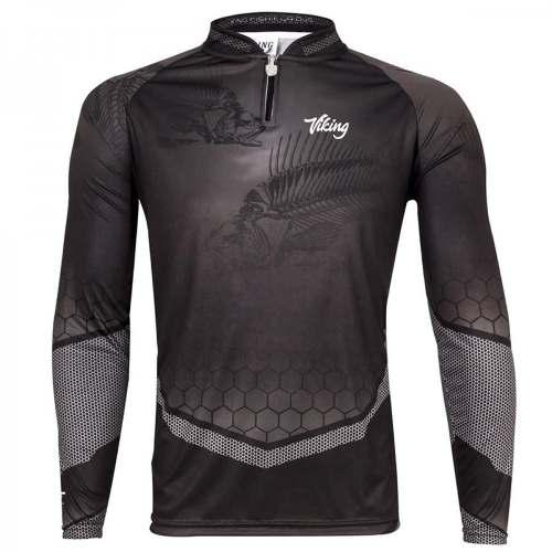 Kit Camiseta De Pesca Proteçao Uv 50 + Calça Poly Rip Stop