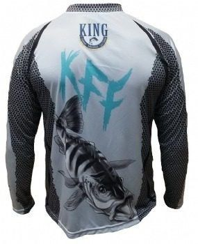 Kit Camisetas King Uv Pesca
