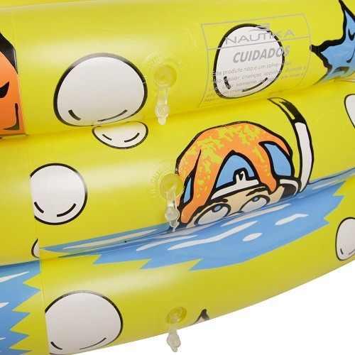 Piscina Banheira 300 Litros Inflável Infantil Nautika