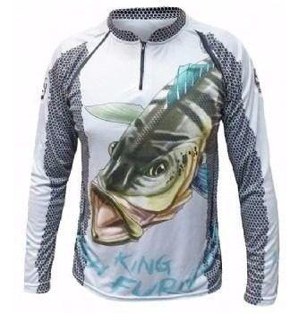 Kit Camiseta Calça Bone Sublimada Proteçao Uv Viking Pesca