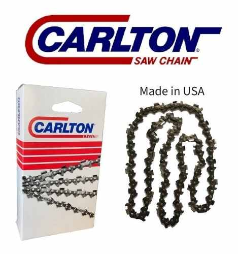 Corrente Carlton Para Motosserras 3/8 1,3mm 27 Dentes Loop