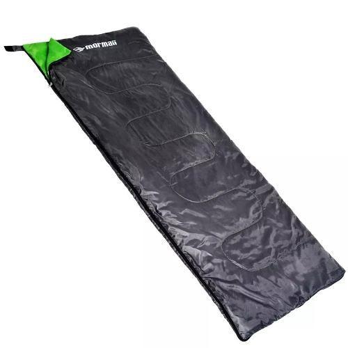 Saco Dormir Camping Termico Mormaii Fun Laranja Ou Verde