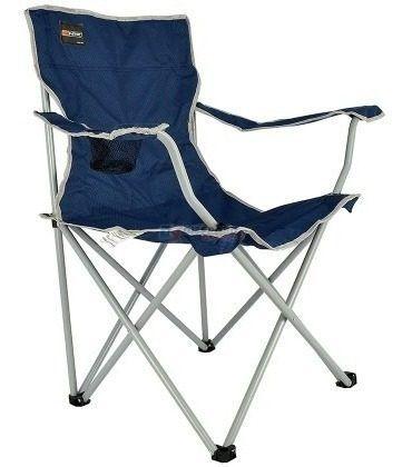 Cadeira Camping Dobravel Praia Pesca Nautika Original
