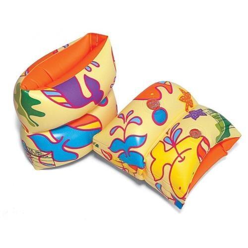 Boia de braço infantil Fashion c/ pvc resistente ntk