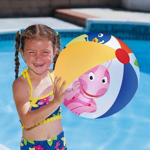 Bola backyardigans 50 cm infantil