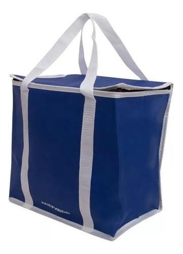 Bolsa Térmica Azul Easy Pack M - Guepardo