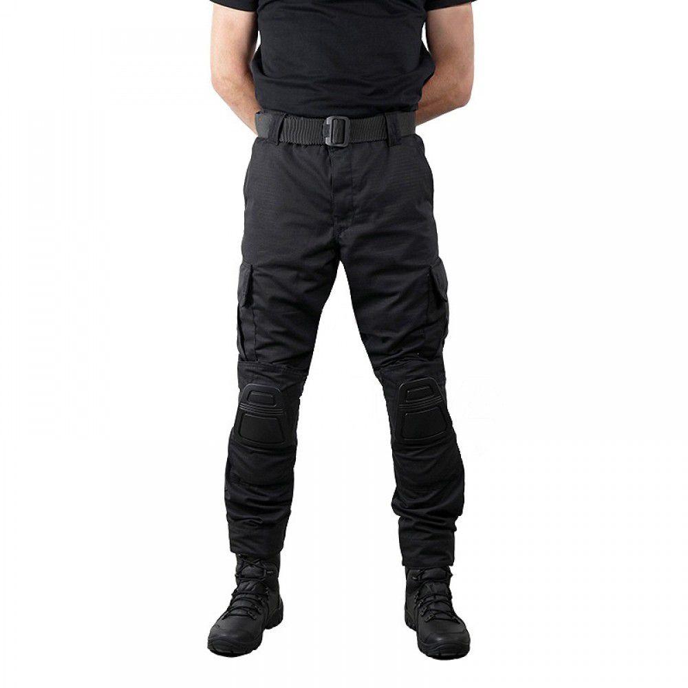 Calça Cargo Tatica Militar Masc. Rip Stop Reforçada Fox Boy