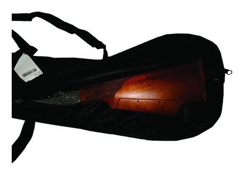 Capa Carabina Espingarda Rifle Estojo Bolsa Com Bandoleira