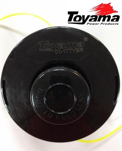 Carretel Nylon Roçadeira Gasolina Toyama Original E Diversas