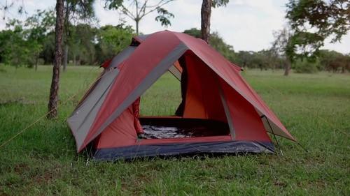 Colchonete Auto-inflável Smart - Guepardo, Camping