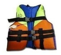 Colete Salva Vidas Agua Canoa Segurança - Anplus 70 Kg