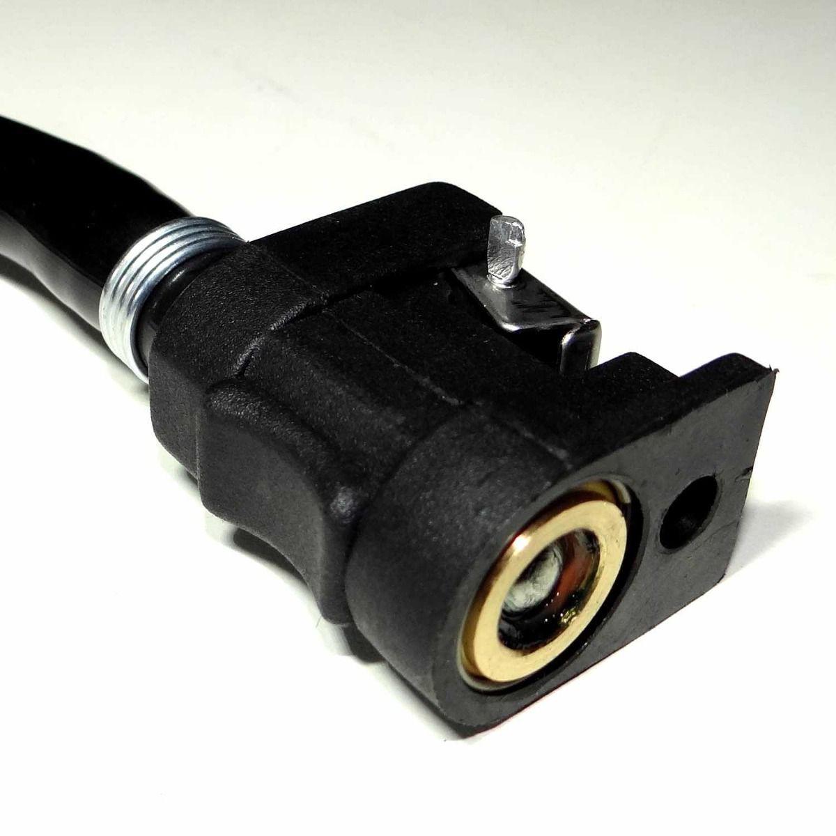 Conector De Combustivel Motor Popa Yamaha - Femea