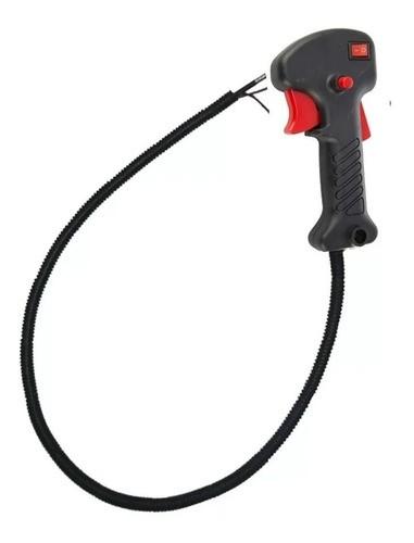 Gatilho Acelerador Completo Para Roçadeiras 43 E 52cc