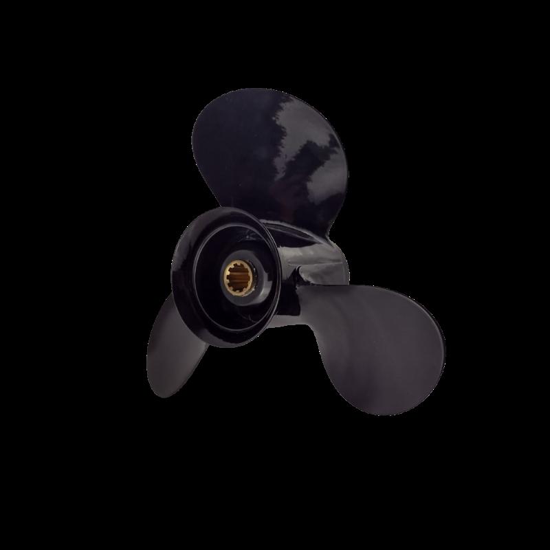 Helice p/ motor de popa Mercury/Tohatsu Seapró 9 7/8 x 13