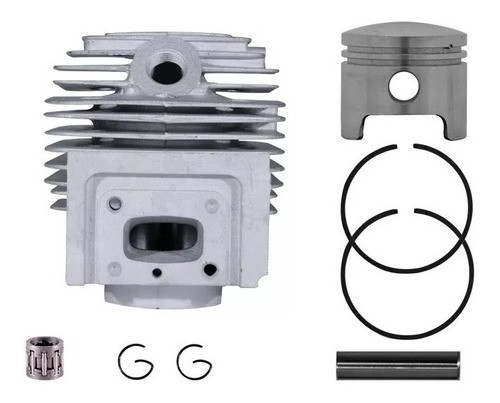 Kit Cilindro para Roçadeiras de 52 / 58 cc Chinesas - Branco, Siga, Toyama, Kawashima
