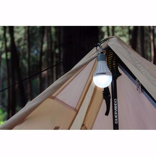 Luminária Para Barraca Lampada Lampião Tent Led Guepardo
