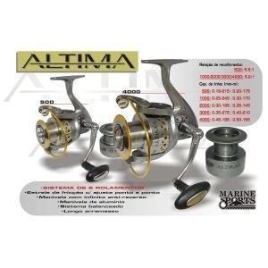 Molinete Altima Micro Original