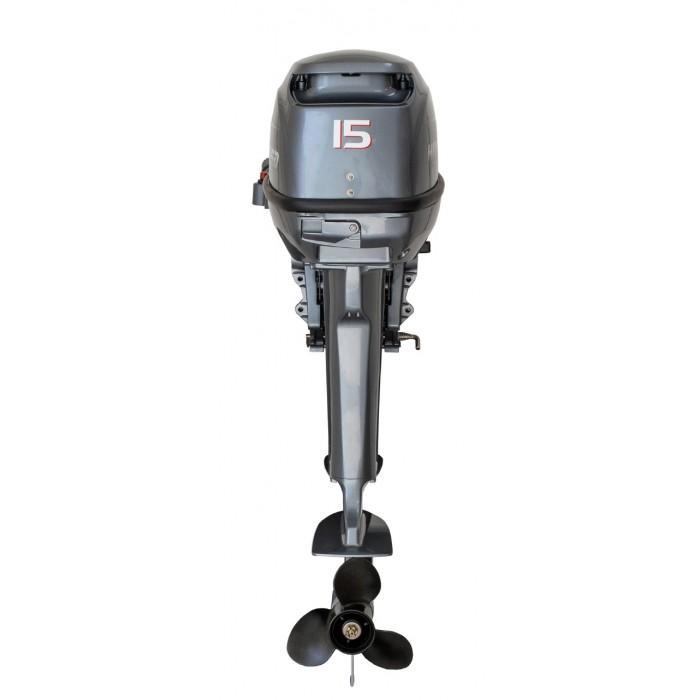 Motor de Popa Hidea 15 HP 2 Tempos