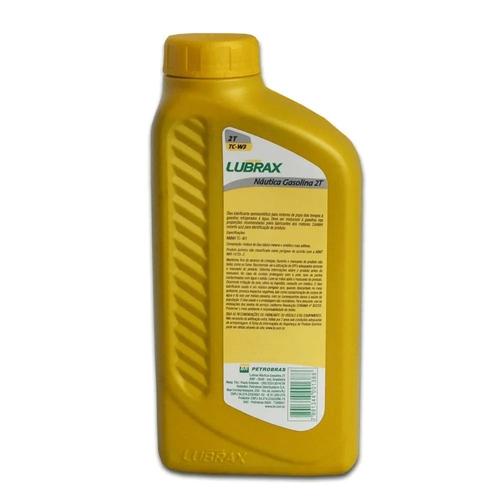 Óleo Nautico Semi Sintético Lubrax TCW-3