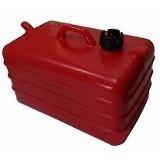 Tanque Combustível Para Barco/bote Motor De Popa Frete Grati