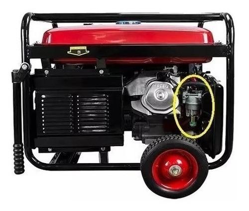 Valvula Solenoide Da Cuba Carburador Gerador 6500-8000w Para Diversas Marcas