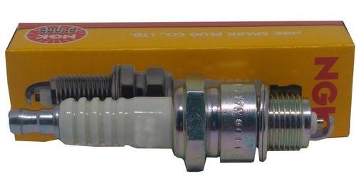 Vela Ngk Br7hs -10 Mercury 15 Super 2t, 25 Sea Pro 2t E 40 Para Motores De Popa Yamaha, Suzuki, Mercury E Outros