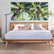 Placas decorativas em PVC - Coqueiros
