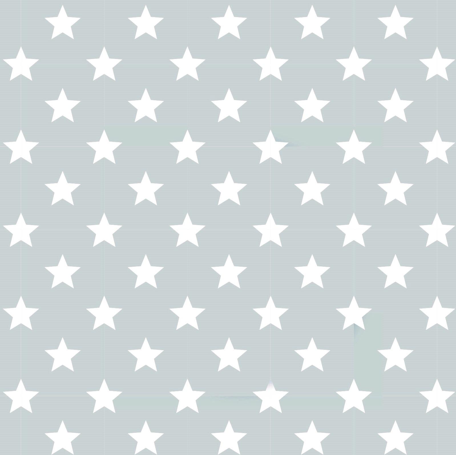 Papel de Parede ADESIVO - estrelas