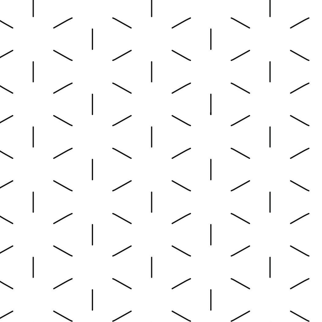 Papel de Parede Adesivo - geométrico linhas