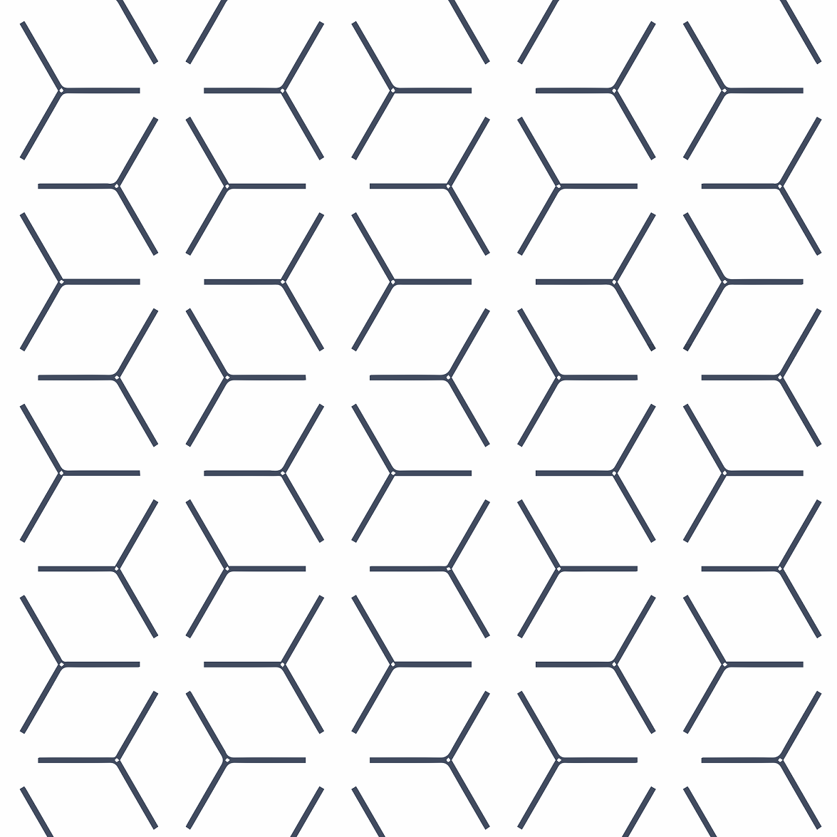 Papel de Parede Adesivo - geométrico riscos