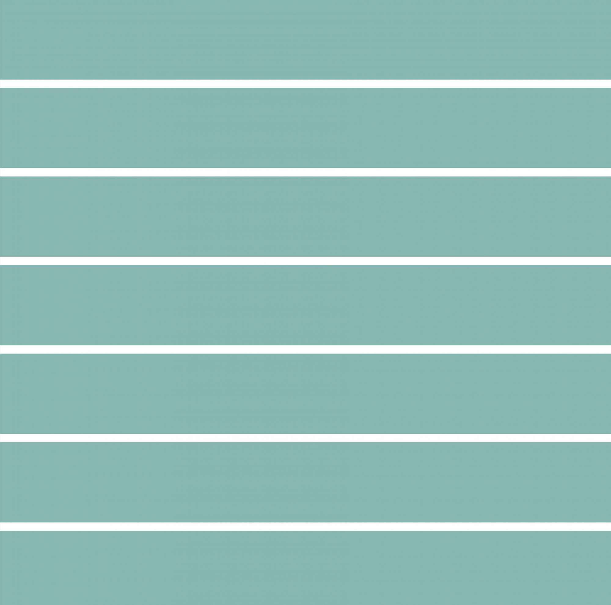 Papel de Parede ADESIVO - Listras verdes