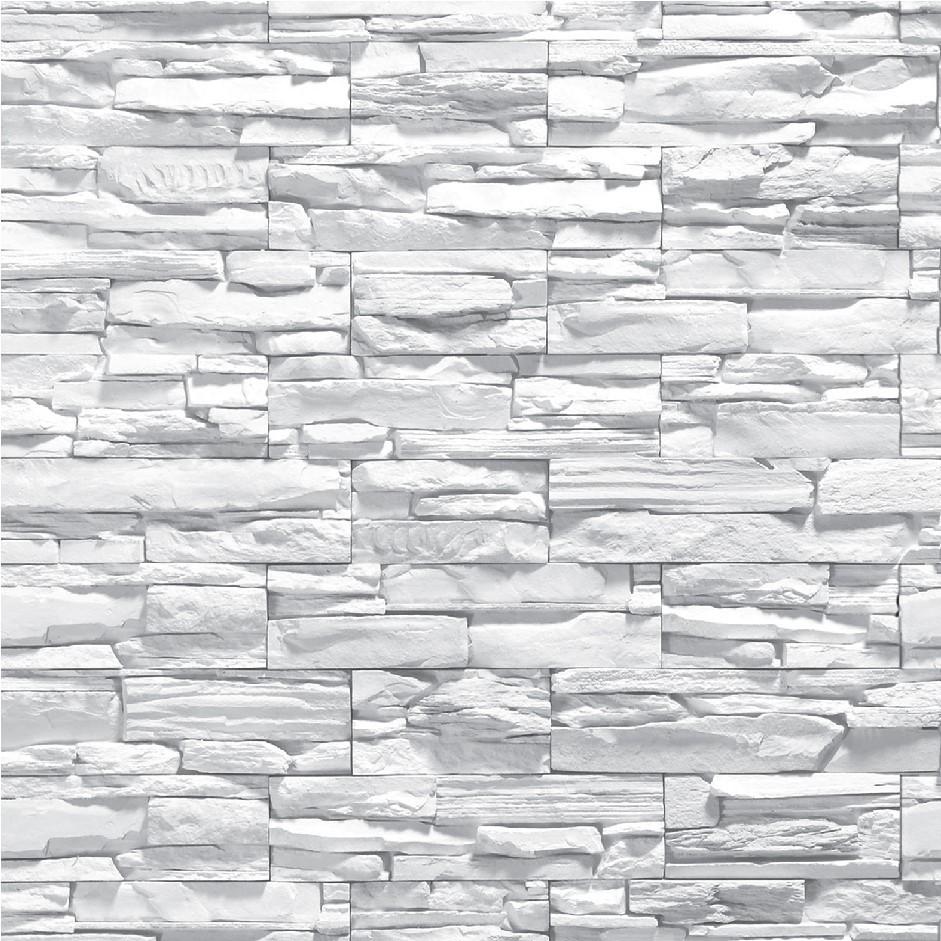 Papel de Parede ADESIVO - pedra são tomé canjiquinha