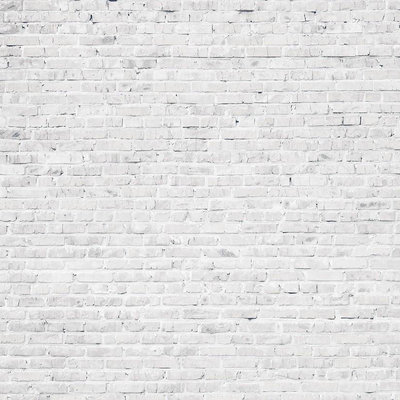 Papel de Parede ADESIVO - tijolo branco
