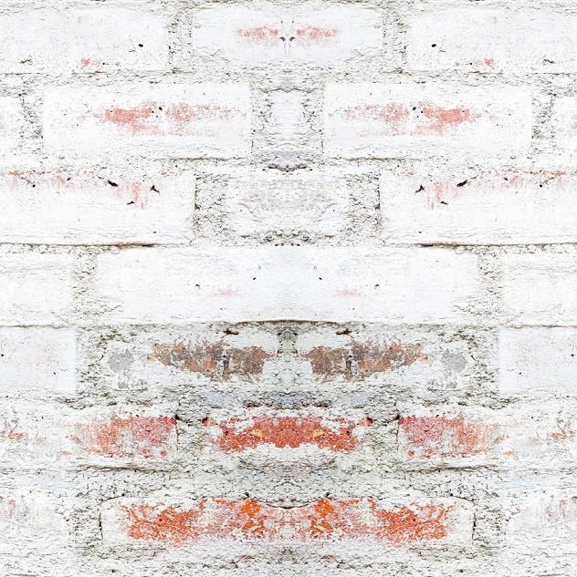 Papel de Parede ADESIVO - tijolo vintage