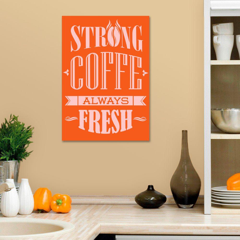 Placas decorativas em PVC - Cozinha