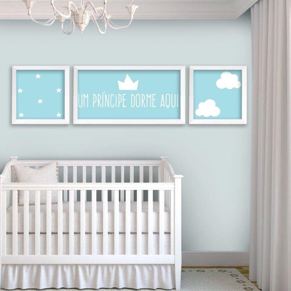 Placas decorativas em PVC - Príncipe
