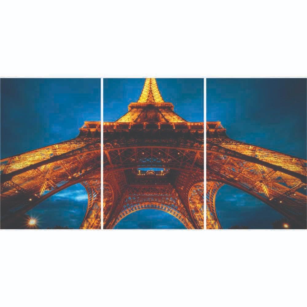 Placas decorativas em PVC - Torre Eiffel