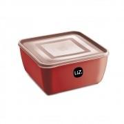 Multiuso Quadrado Vermelho - 2,5 Litros