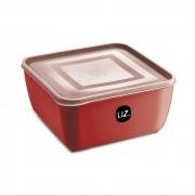 Multiuso Quadrado Vermelho - 5 Litros