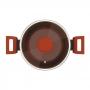 Caçarola Colorstone Terracota - 20cm