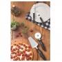 Conj. de Talheres para Pizza 14 pçs Inox Tramontina Preto
