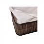 Conjunto Cestos Organizadores Bambu - 3 Peças